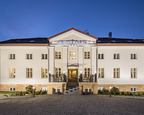 Zapraszamy Hotel Orient Palace